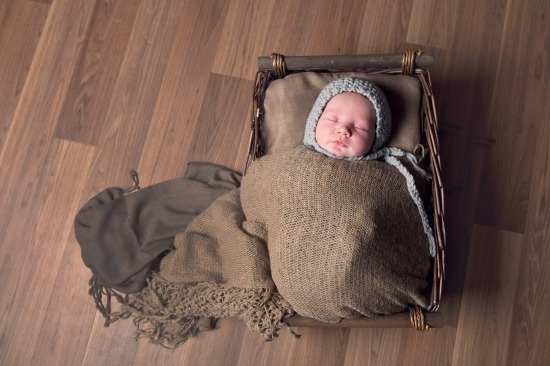 Baby Danny | In Home Newborn Photography