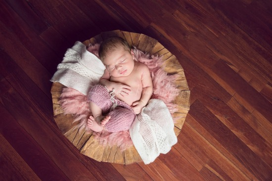 Frankie | Newborn Photography Perth
