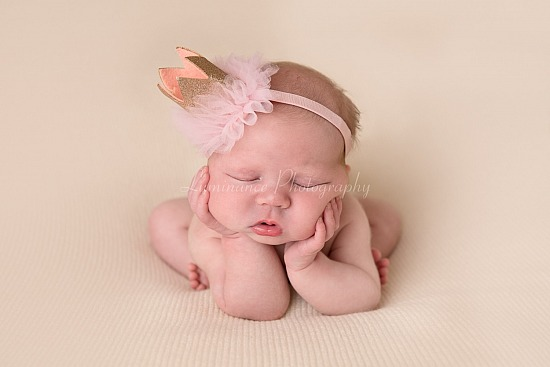 Lily's Newborn Session