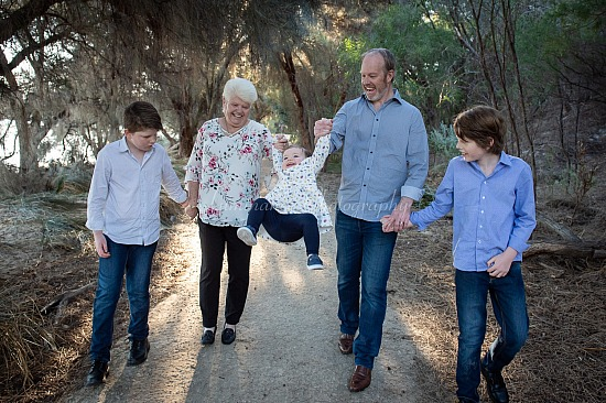 Thompson Family Session